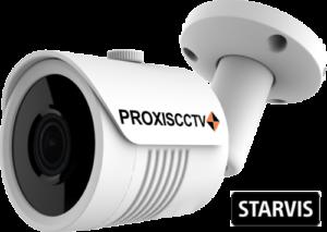 PX-IP-BH30-S50-P/C (BV) уличная IP видеокамера, 5.0Мп, f=2.8мм, POE, SD