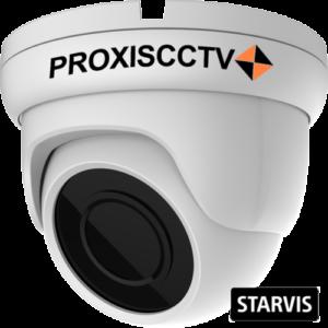 PX-IP-DB-SP20-P/A/C (BV) купольная уличная IP видеокамера, 2.0Мп, f=2.8мм, POE, аудио вх., SD