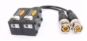 HM-906 пассивный комплект передачи видео HD сигнала по витой паре, 3.0Мп, 4.0Мп, 5.0 Мп