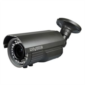 Уличная мультиформатная видеокамера