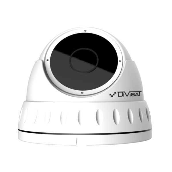 Антивандальная купольная IP-видеокамера Divisat