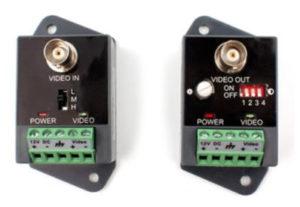 HM-A351TR | Активный комплект передачи видео HD сигнала по витой паре