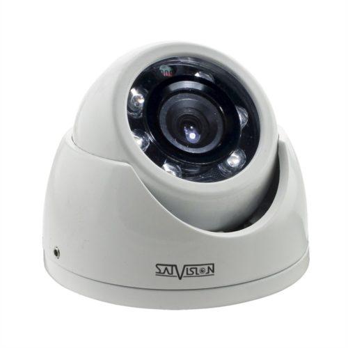 Антивандальная купольная видеокамера