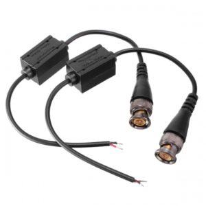 HM-1303 Влагозащищенный пассивный комплект передачи видео HD сигнала по витой паре