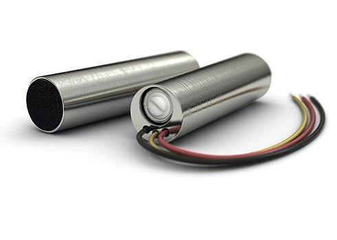 микрофон с авт. регулировкой усиления и чувствительности