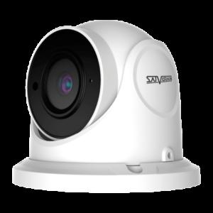 Антивандальная купольная IP-видеокамера Satvision