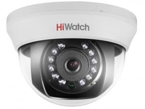 HD-TVI видеокамера с ИК-подсветкой