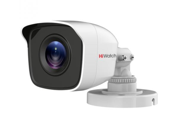 цилиндрическая HD-TVI видеокамера с EXIR