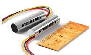 STELBERRY M-10, высокочувствительный активный микрофон с постоянным коэффициентом усиления