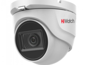 купольная HD-TVI камера