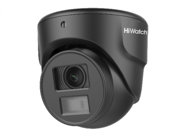 HD-TVI видеокамера с EXIR-подсветкой