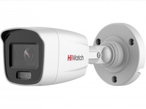 IP-видеокамера с технологией ColorVu