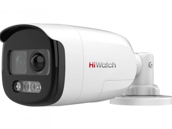 цилиндрическая HD-TVI видеокамера