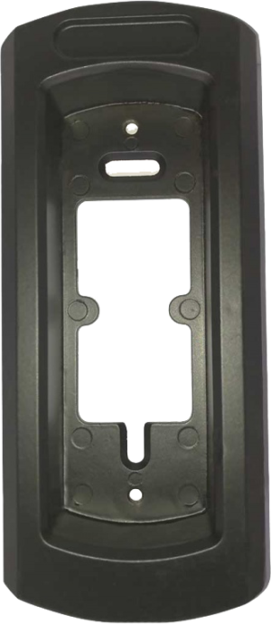 EVJ-BC6(b) врезной кронштейн, цвет черный