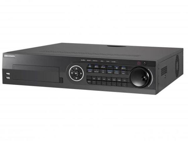 канальный гибридный HD-TVI регистратор для аналоговых
