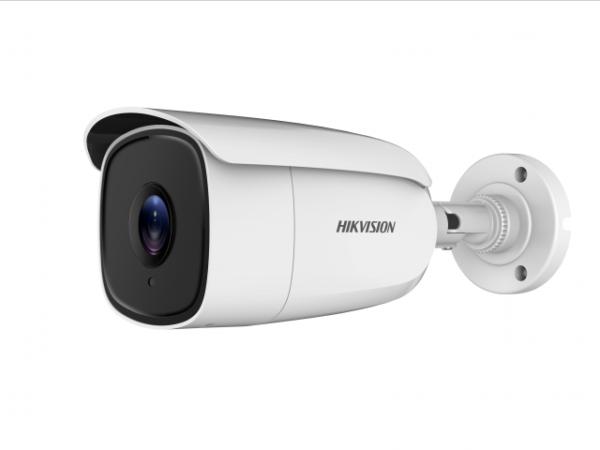цилиндрическая купольная HD-TVI камера с EXIR-подсветкой