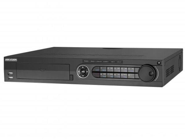 гибридный HD-TVI регистратор для аналоговых/ HD-TVI