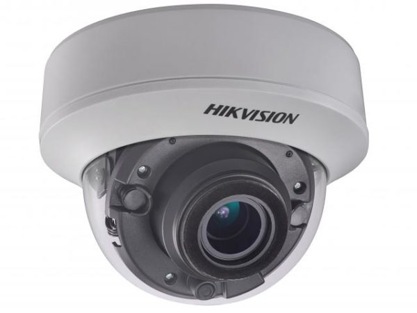купольная HD-TVI камера с EXIR-подсветкой