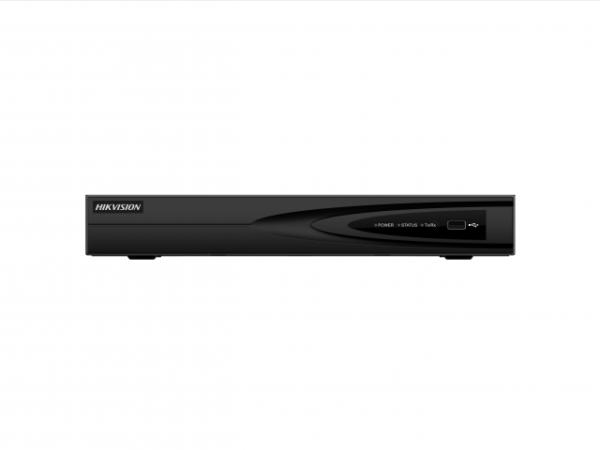 4-канальный IP-видеорегистратор с PoE