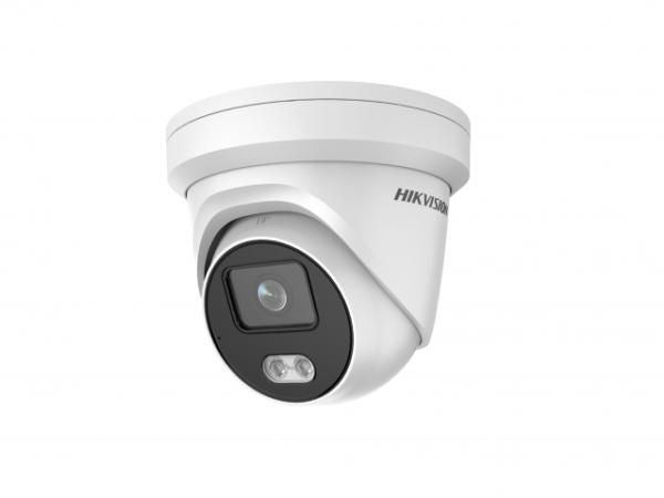 купольная IP-камера с фиксированным объективом серии