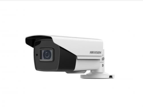 уличная цилиндрическая HD-TVI камера с EXIR-подсветкой