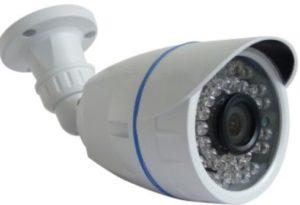 Уличная цилиндрическая IP видеокамера 2 Mp