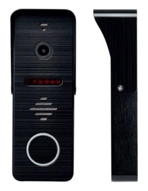 PX-CP1 вызывная панель к видеодомофону, 1080P, угол обзора 110°, цвет черный