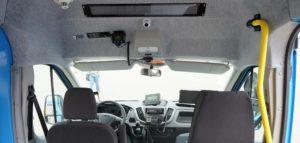 Видеонаблюдение в транспорте
