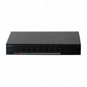 8-портовый коммутатор Fast Ethernet с PoE