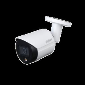 Уличная цилиндрическая IP-видеокамера Full-color