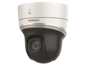 Скоростная поворотная IP-камера c EXIR-подсветкой