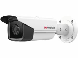 Уличная цилиндрическая IP-камера с EXIR-подсветкой